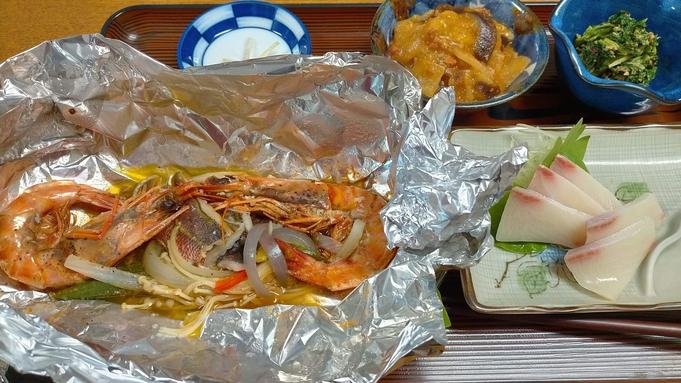離島ステイ【朝夕2食付きプラン】食事はゆったり宿で!夕食には泡盛サービス♪