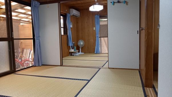 【和室】2名様部屋