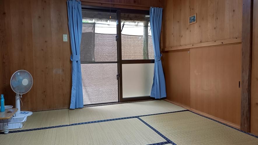 2名部屋(裏座)