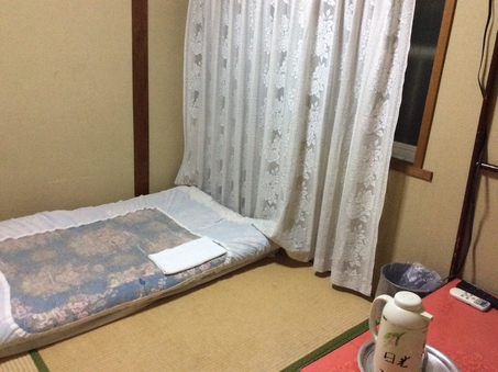 シングル禁煙 和室3畳