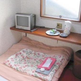 ホテル日光館★和室1名★素泊まりプラン♪【現金特価】