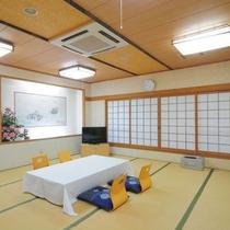 和室15畳+15畳※グループ旅行に最適!