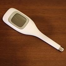 【貸出備品】体温計