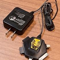 【貸出備品】携帯充電器