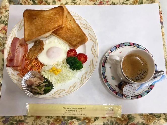 ホテルシークイーン 朝食