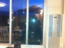 窓からの富士山 511室
