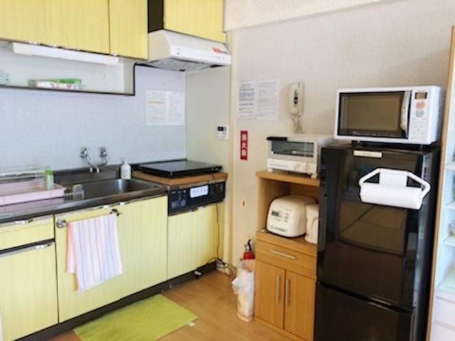 508号室 キッチン