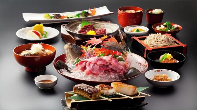 【松島閣時代のメニュー復刻♪】「会津郷土料理『庄助御膳』Shousuke Gozen」(特典付)♪