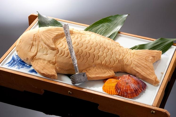 鯛の塩窯焼き(要予約)