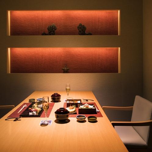 【乃の風茶寮】静けさに包まれた大人の雰囲気漂う食事処。