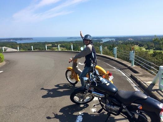 【バイクでお越しのお客様限定】大将の趣味はバイクです@バイク好き仲間集まれ〜