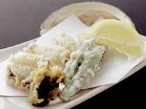 ◆あわび◆天ぷらで味わっても美味