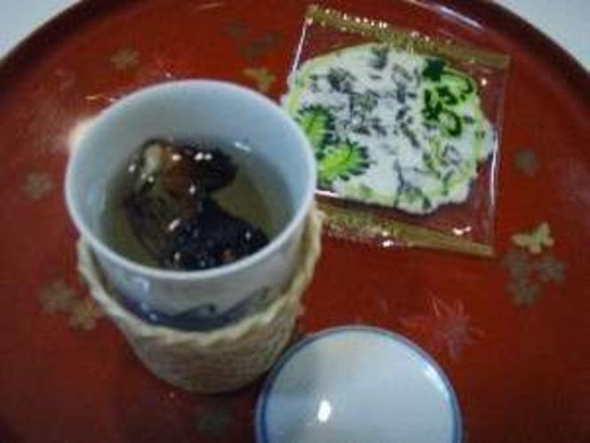 ◆トラフグ・冬◆ヒレ酒。まろやかな風味とコクが良い
