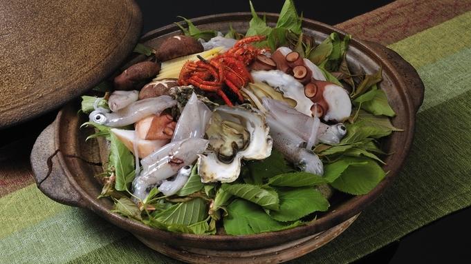 食材にこだわった割烹の味◆料理人自らが捕える食材でおもてなし