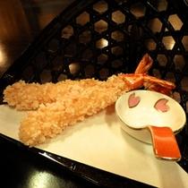 *ご夕食一例/温泉の後は美味しい料理を食べてリフレッシュ♪