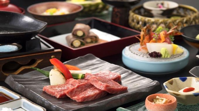 【按司の部屋】琉球食材を使用した和琉創作「島風コース」/メインは黒毛和牛石焼き♪朝夕食付
