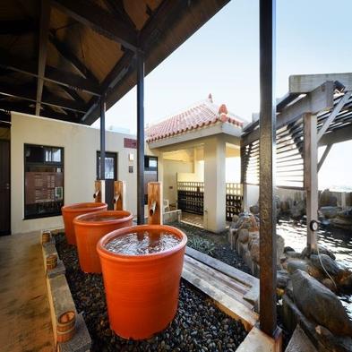 【おきなわ美食旅】琉球食材を使用した和琉創作「龍神コース」/メインはアグー豚セイロ蒸し/朝夕食付