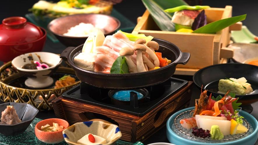 和琉創作料理「龍宮コース」