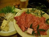 近江牛 すき焼き