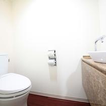 プレミアルーム トイレ