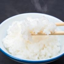 *[ご飯]お米は山形のブランド米『つや姫』と『はえぬき』を使用。自社水田で栽培。