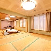 *[和室20畳]10名様まで対応の当館でいちばん広いお部屋。グループや三世代旅行におすすめ。