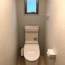 【コテージ】トイレ