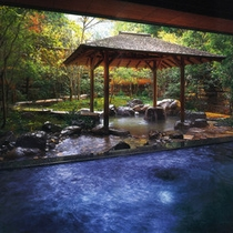 大浴場「月下の湯」
