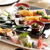 【春】季節の会席料理