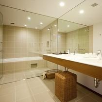 コンフォート・スイート バスルーム