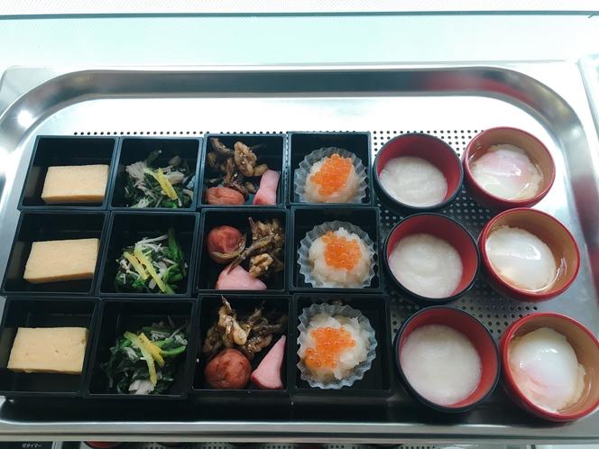 【朝食】味めぐり小鉢横丁