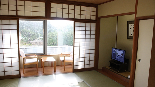 【禁煙】和室(部屋風呂無し)・12畳
