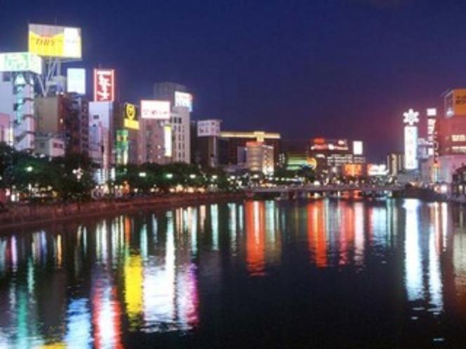 中洲繁華街