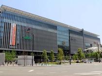JR博多駅/JR博多シティ/博多阪急