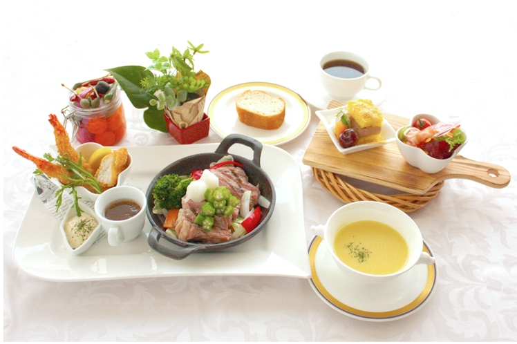 ご褒美ディナー(洋食)