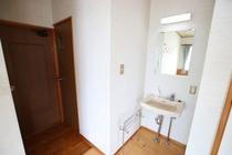 海の見える和室 トイレ・洗面所