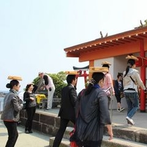 釜蓋神社②
