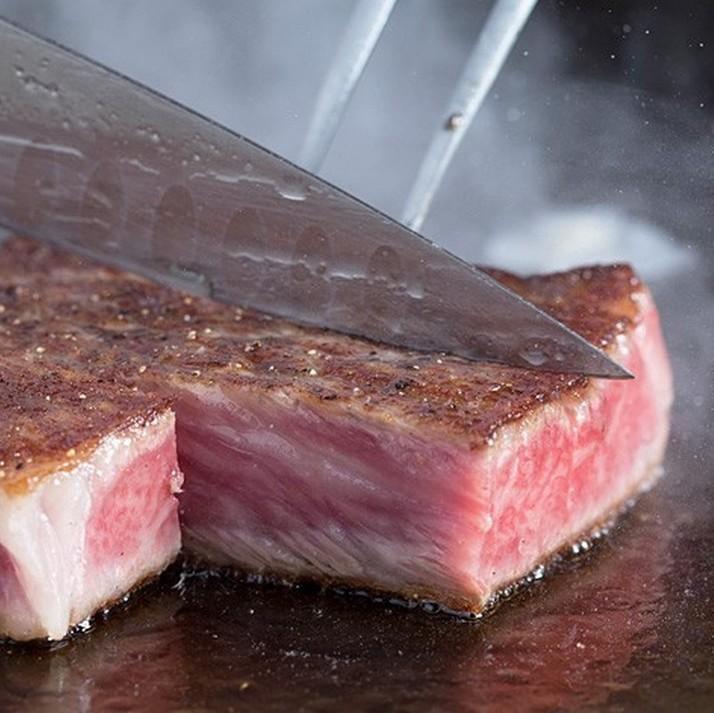 日本料理「十二颯」鉄板焼 お料理のイメージ