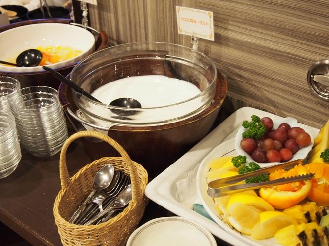 ヨーグルト(朝食)