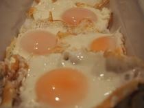 卵料理(朝食)