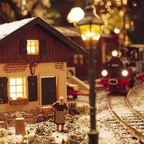 【冬季・クリスマストレイン】