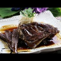 ◆【鯛のカブト煮】