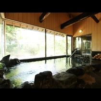 ◆【温泉・内湯-岩-】