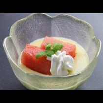 ◆【ご夕食一例・単品】デザート