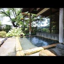 ◆【露天風呂-檜風呂-】