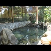 ◆【露天風呂-岩風呂-】