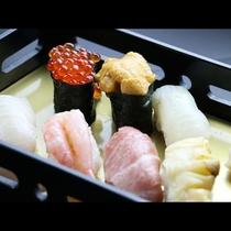 ◆【寿司会席コース一例】