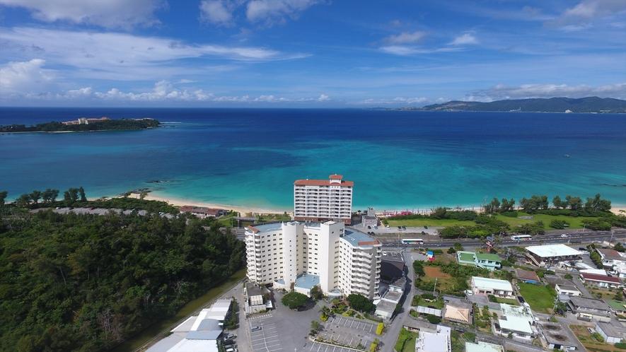 沖縄サンコーストホテル外観