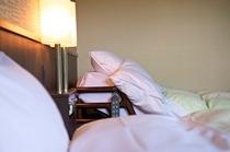 2モーター電動ベッド(バリアフリールーム)
