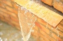 ガーデンに湧き出でるバナジウム天然水